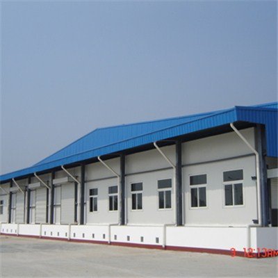 Steel Structure Cold Storage