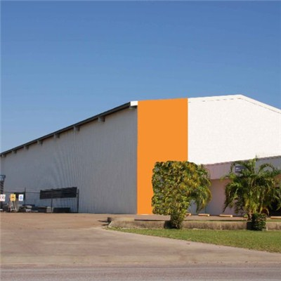 Beautiful Prefabricated Warehouse