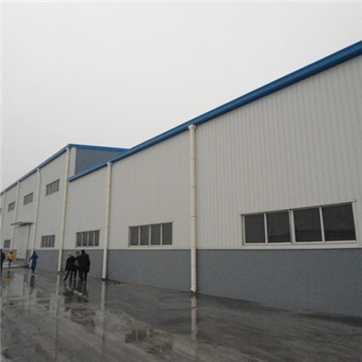 Long Span Steel Structure Warehouse
