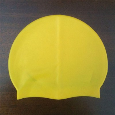 Adult Silicone Swim Cap