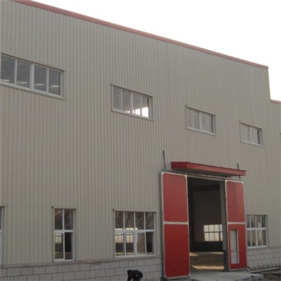 Steel Structure Garment Factory