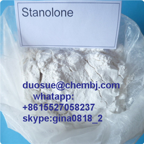 Sell Pure Stanolone Raw Androstanolone Powder