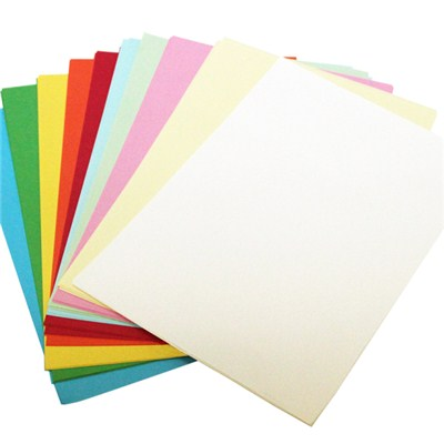 Colorful Filler Paper