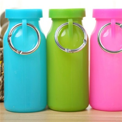 Folding Silicone Outdoor Bottle