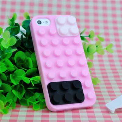 Silicone Phone Case For Iphone4