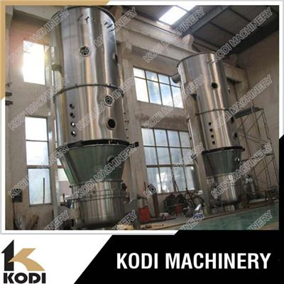 Powder Vertical Fluid Bed Dryer FG