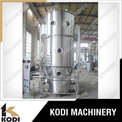 Granule Vertical Fluid Bed Dryer FG