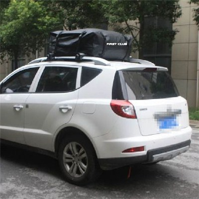 PVC Tarpaulin Car Roof Top Bag 1B0102-1