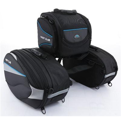 Motorcycle Saddle Bag 2E0303