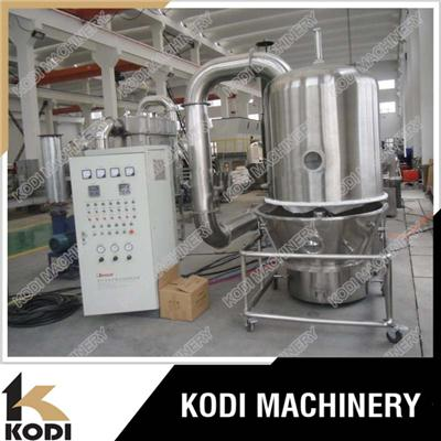 Resin High Efficiency Fluid Bed Dryer GFG