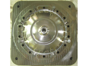 Mold Component Machining