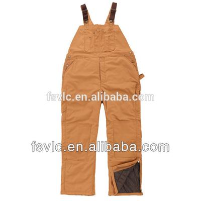 FR Insulated Bib-Overall