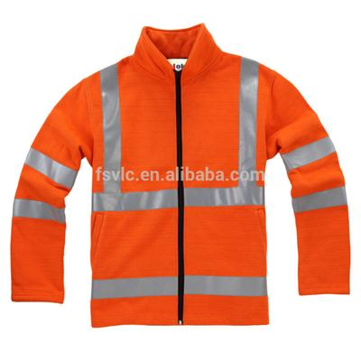 Flame Retardant High Visibility Jacket