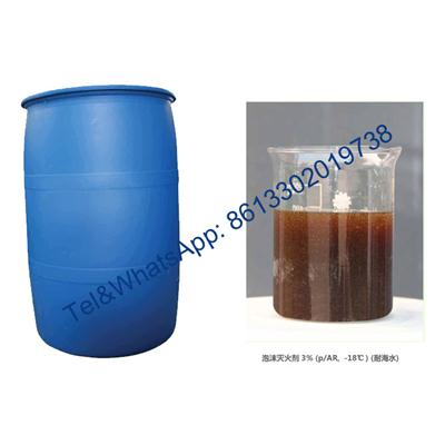 AFFF 1% 3% 6% Low Viscosity Alcohol Resistant Fluoro-Protein Foam Concentrate