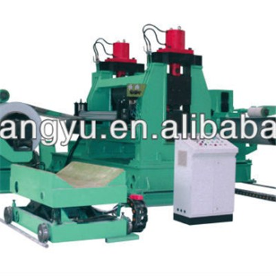 Stucco Embossing Machine