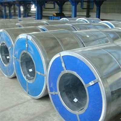 Al Zn Coating Steel