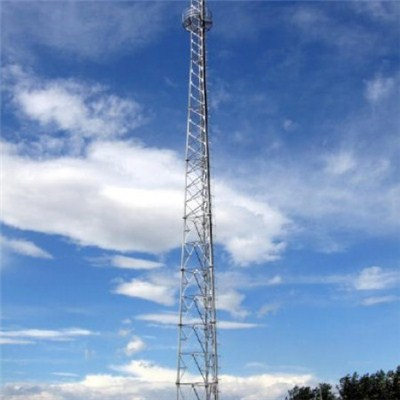 Telecomm Steel Tower Poles