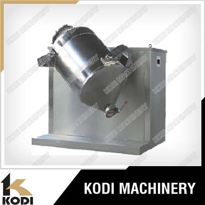 Powder Three Dimensional Mixer SYH