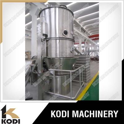 Industrial Vertical Fluid Bed Dryer FG