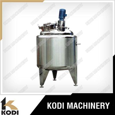 Stainless Steel Mixing Tank KDMT