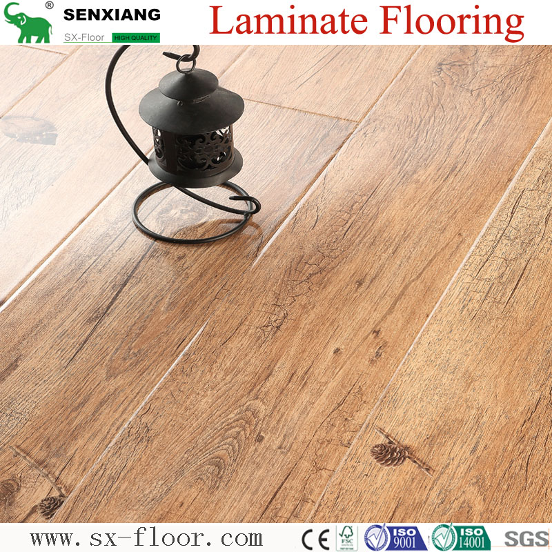 German Technology HDF Waterproof Laminate Flooring