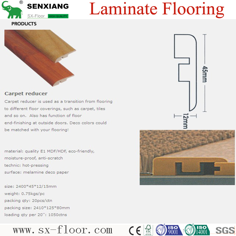 Accessories of Laminate Flooring (Skirting)