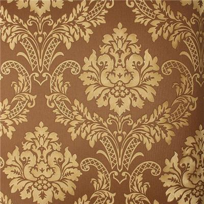 Damask Vinyl Wallpaper