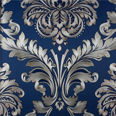 European Damask Wallpaper