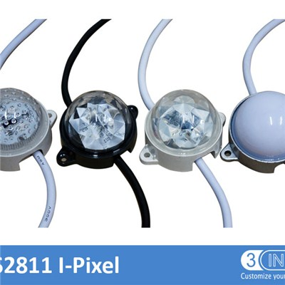 WS2811 50mm LED Pixel