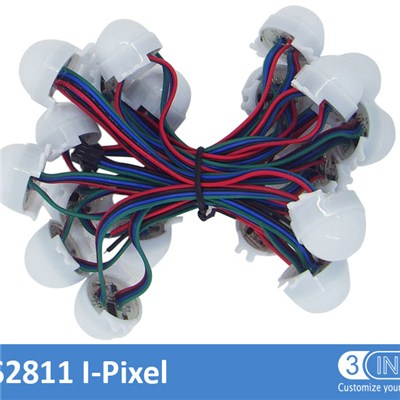 WS2811 30mm LED Pixel