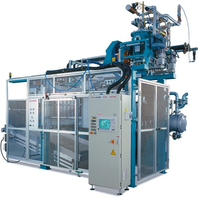 ALESSIO EPS/EPP Shape Molding Machine
