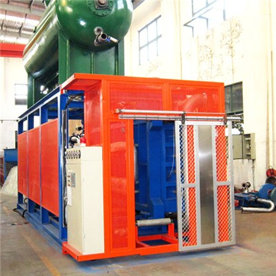 Coated EPS Block Molding Machine