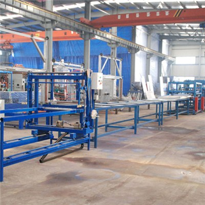 EPS Sandwich Panel Machine Line