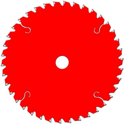 180mm 38 Tooth Cerment Tip Saw Blade