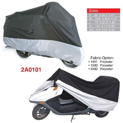 Motorcycle Outdoor Cover 2A0101