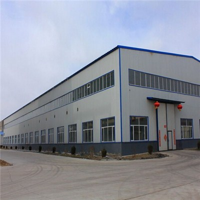 Steel Structure Rubber Workshop