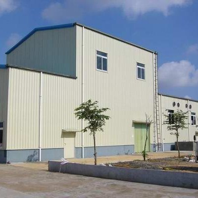 Metallic Structures For Warehouse