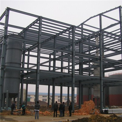 Multi-storey Steel Structure Workshop
