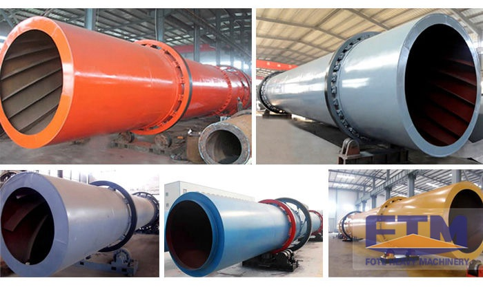 Sand Dryer/Sand Rotary Dryer/Sand Drying Machine
