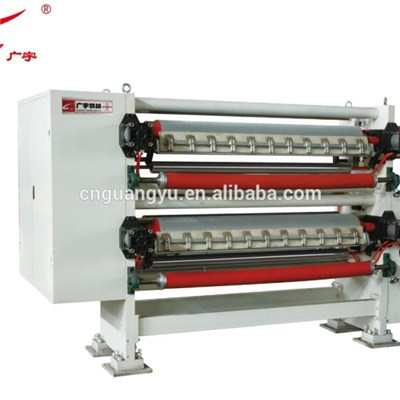 High Speed Paper Embossing Machine