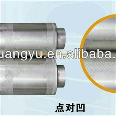 Convex-concave Embossing Roller