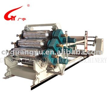 Product Line Of Three-roller Calendar Machine