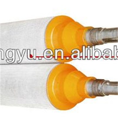 Steel Against Steel Embossing Roller