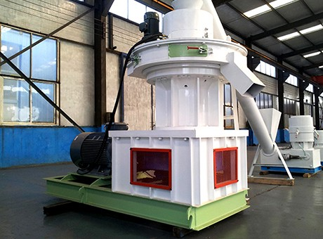 Installation Details for the FTM Wood Pellet Mill