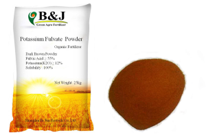 Potassium Fulvate Powder Organic Fertilizer