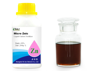 Liquid Micro Zinc Water Soluble Bio Fertilizer