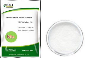 EDTA Chelate Mn Trace Element Fertilizer