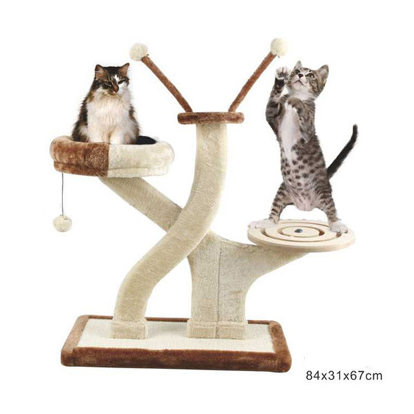 Simple Cat Scratcher Tree