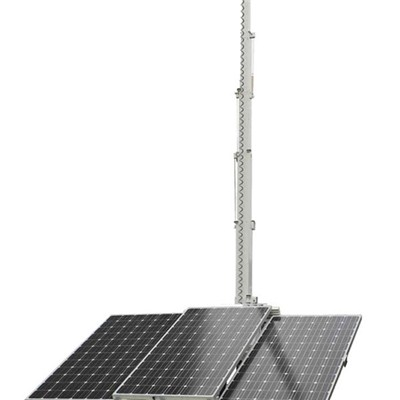 Hybrid Energy Light Tower