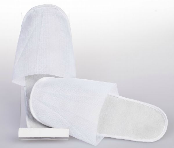 Simple Closed Toe Disposable Slipper